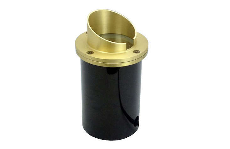 raw-brass-shield-well-light-gardenista