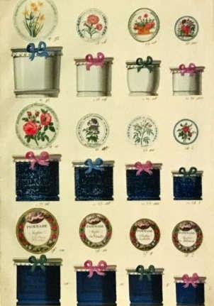 Mellon collection Jean Marie Farina perfume catalog NYBG