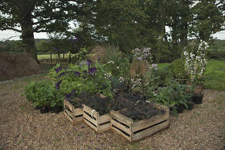 James Horner's flower studio in East Sussex
