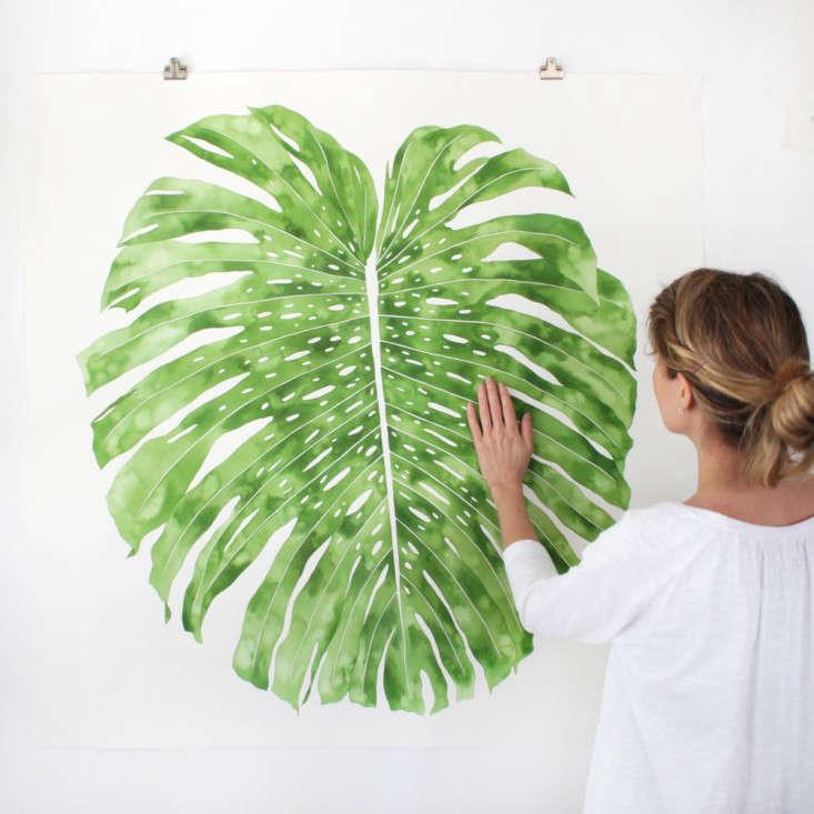 jenny-kiker-living-pattern-large-monstera-painting