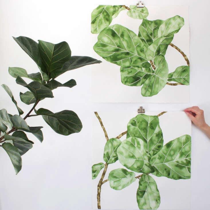 jenny-kiker-livingpattern-fiddle-leaf-fig-diptic