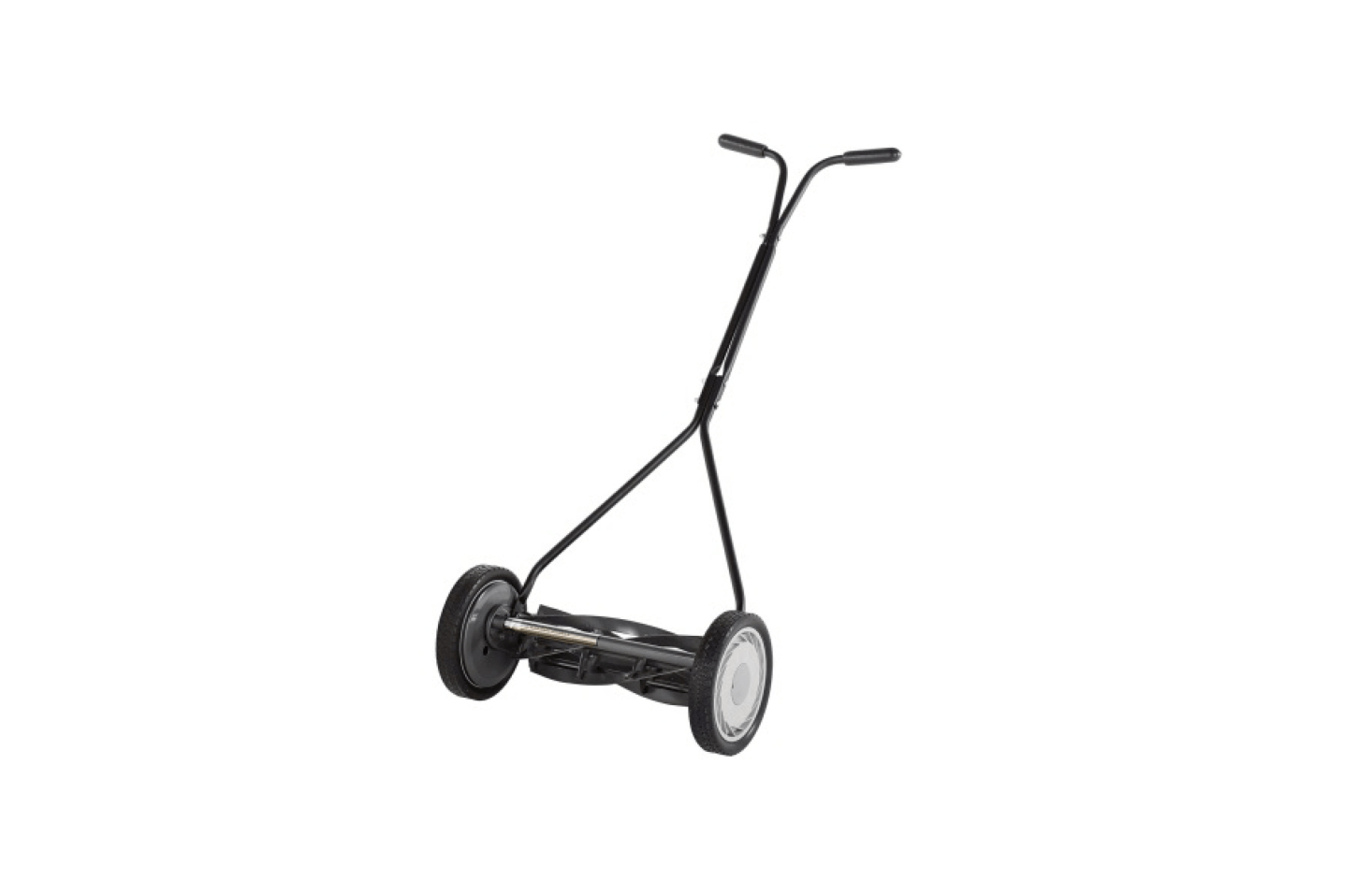 From American Lawn Mower, a -inch Reel Mower comes with a sharpening kit; $9.99 from Ace Hardware.