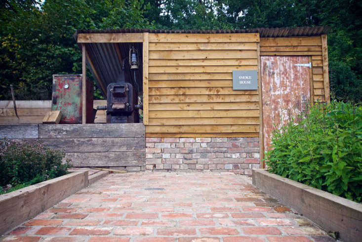The smokehouse, The Pig, Combe
