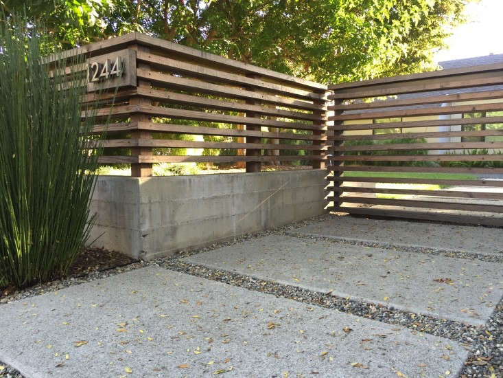 Photograph courtesy of Urban Organics Design. See more at Hardscaping loading=