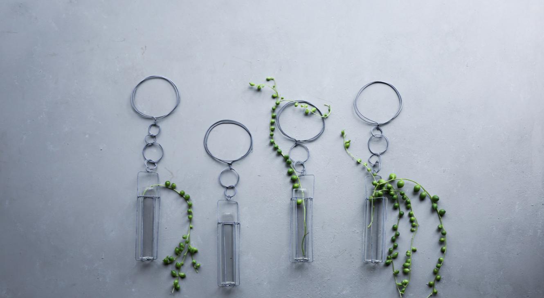 Wire Hangers by Yukiko Masuda