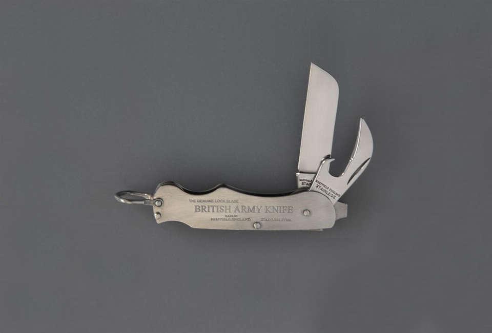 British Army Pocket Knife
