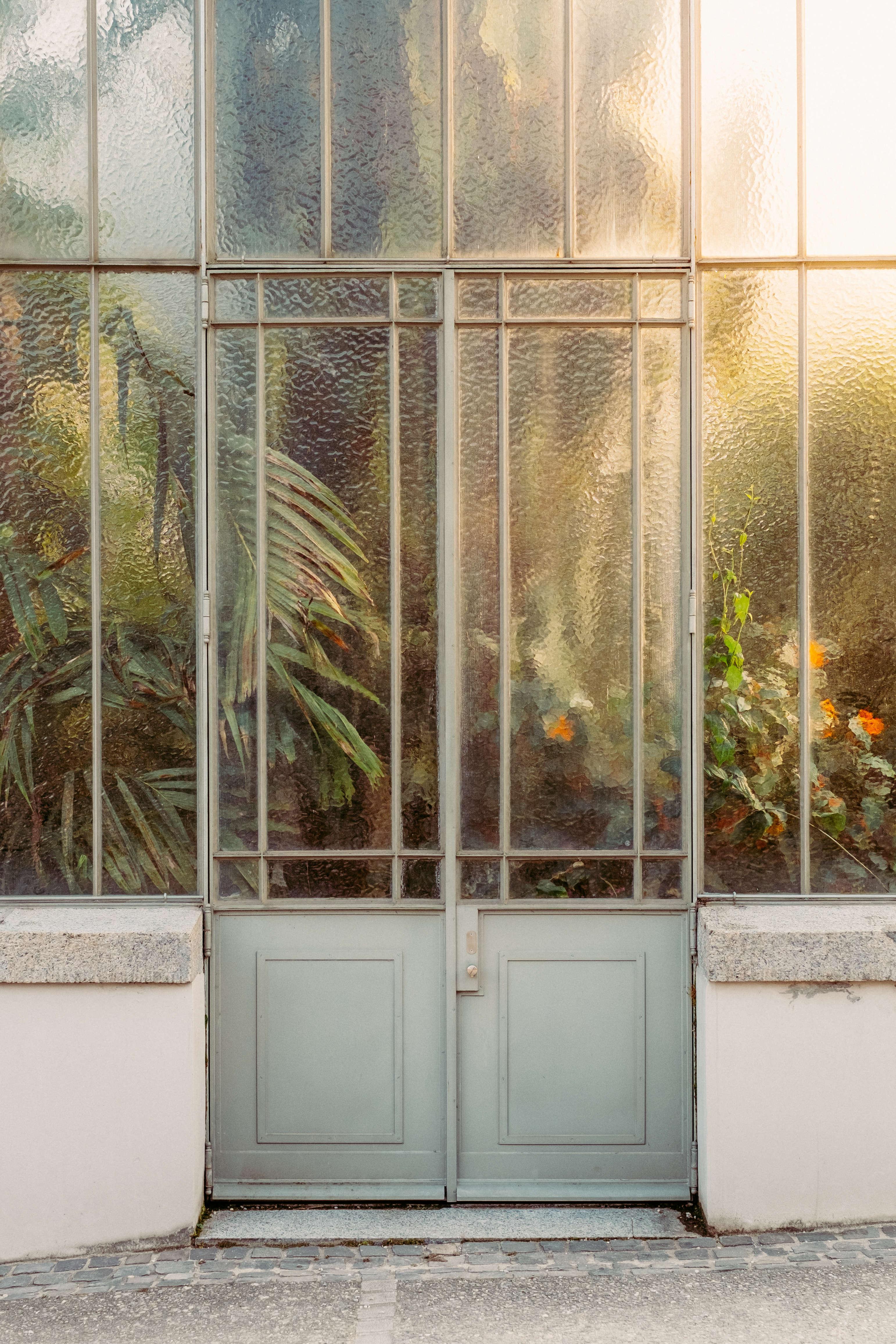 Evergreen Living with Plants Samuel Zeller Botanical Garden in Switzerland