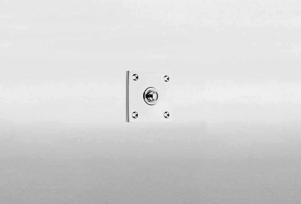 Katonah Hardware Bauhaus Doorbell