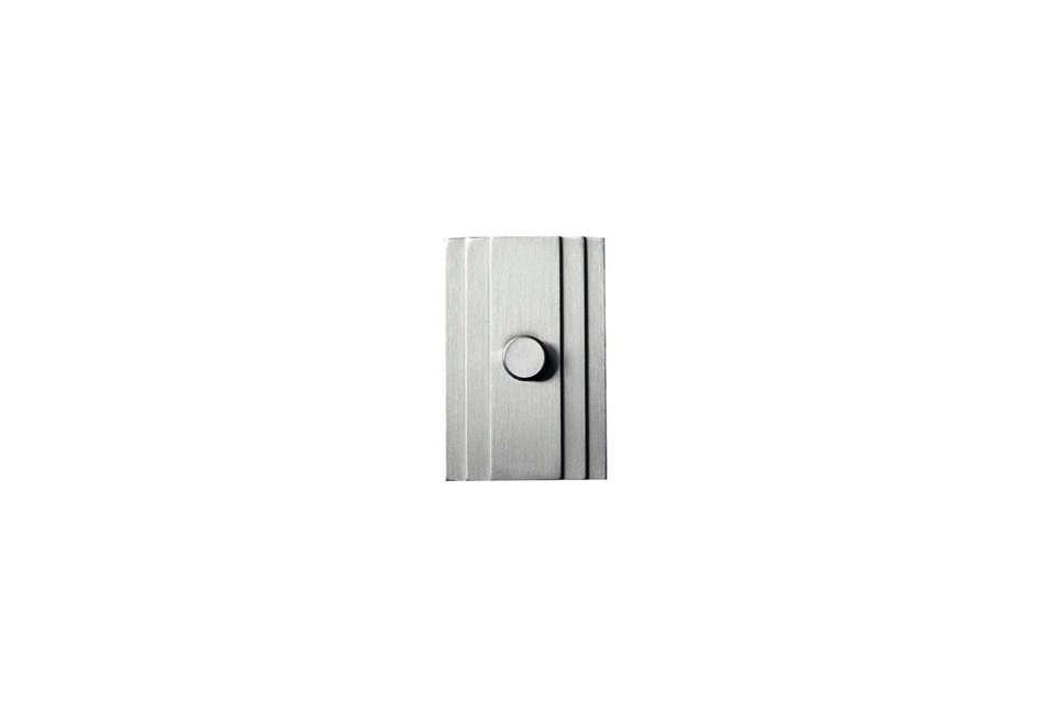 Meljac Bloc Rectangle Doorbell