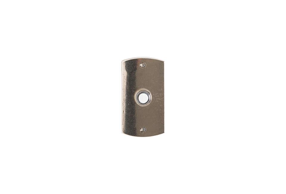 Rocky Mountain Hardware Convex Doorbell Button