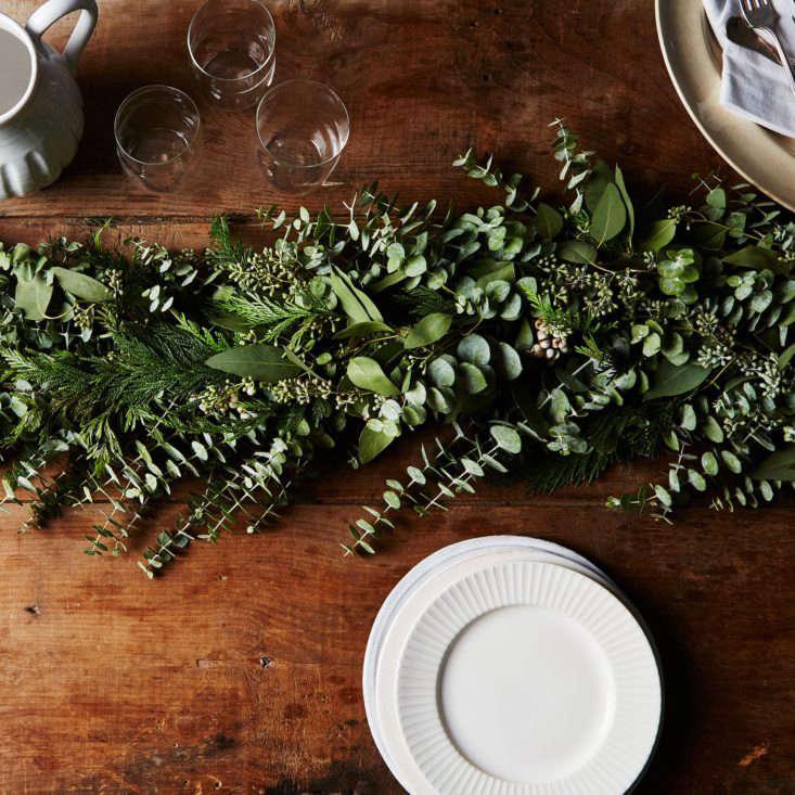 tabletop-runner-holiday-fresh-evergreens-food52