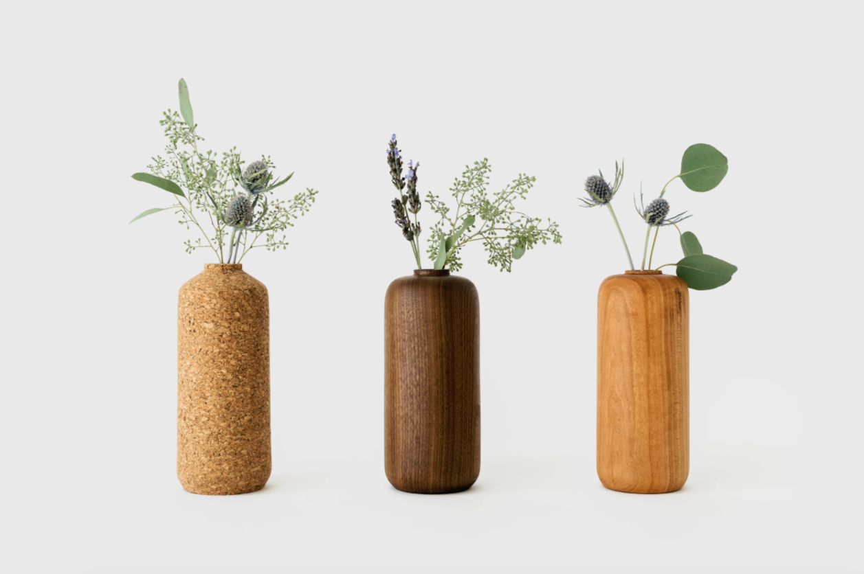 melanie abrantes design wooden vase remodelista market