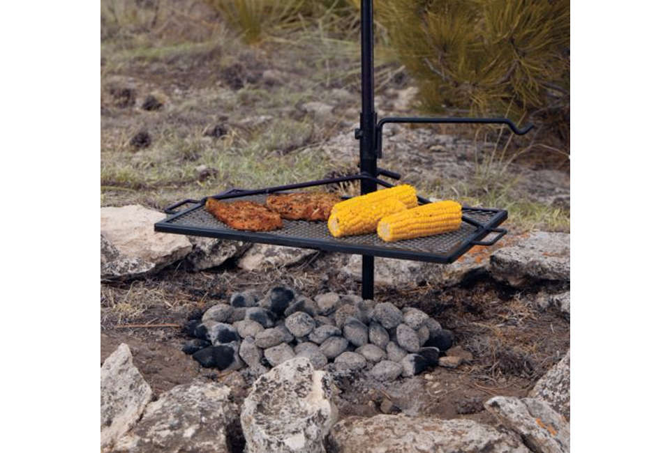 Cabelas Outfitter Barbecue Grill