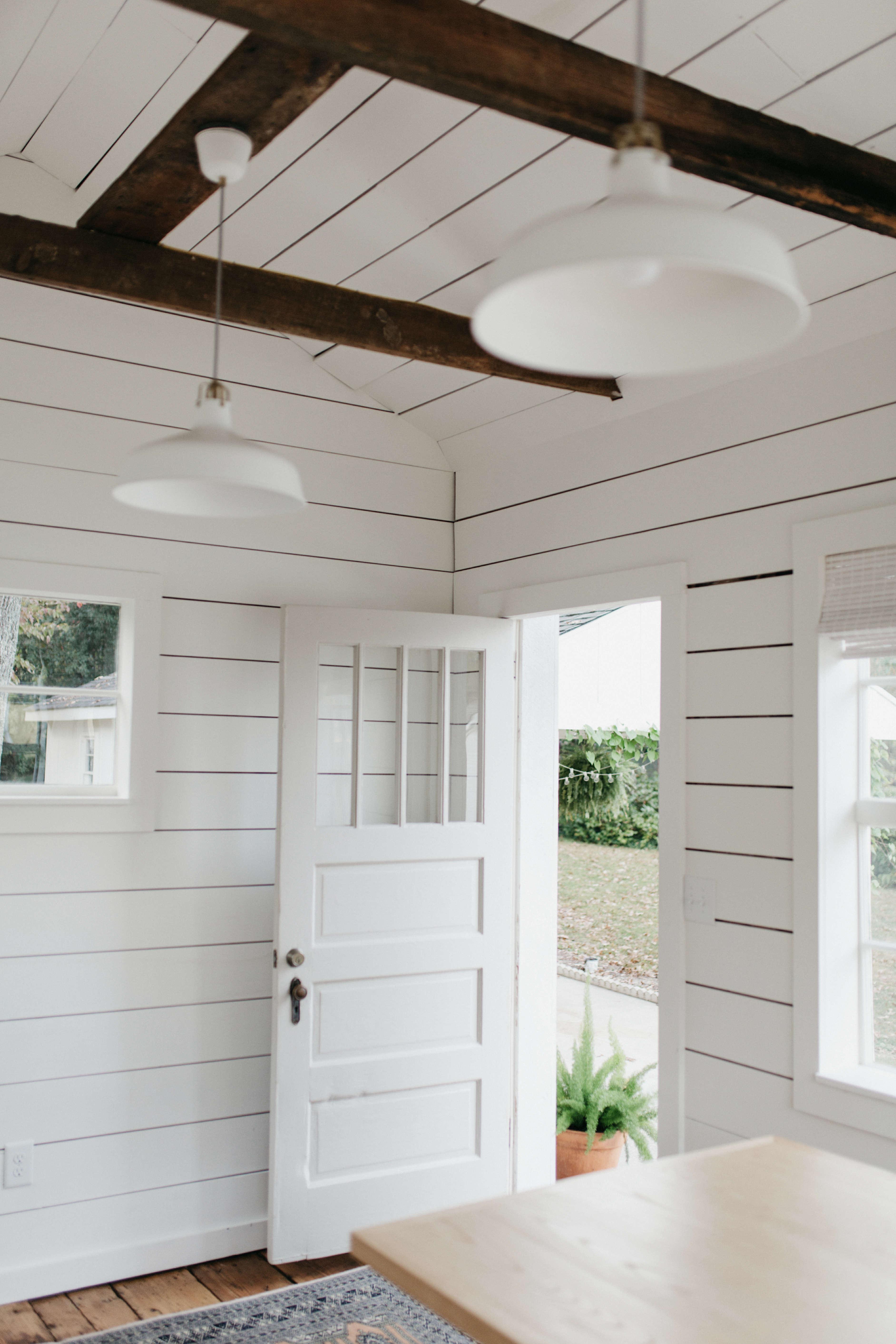 Good South Studio Final Interior Towards Door, Photo by Brett and Jessica Photography