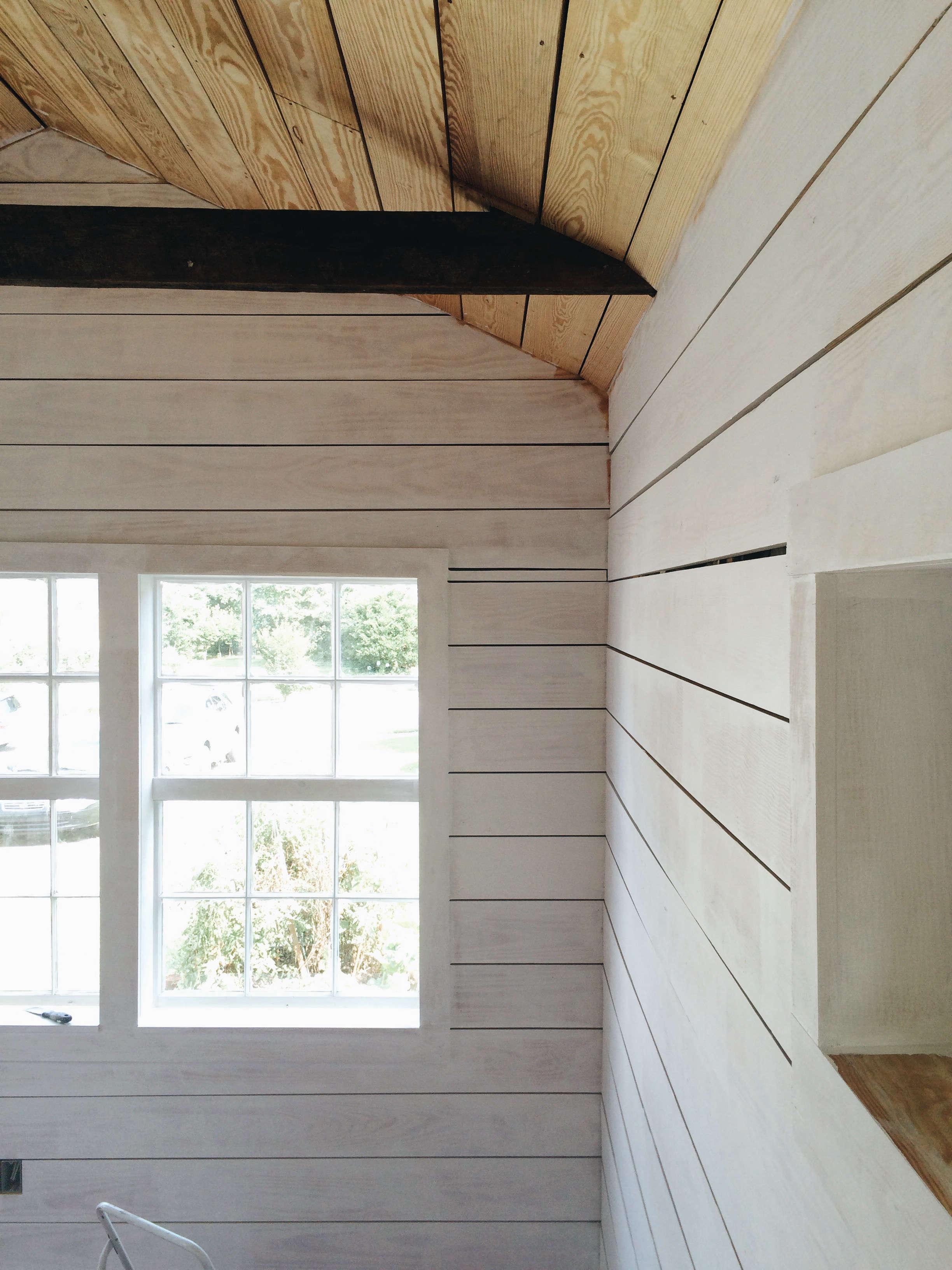 Good South Studio Interior Paint, Photo by Chris and Elizabeth Boyette