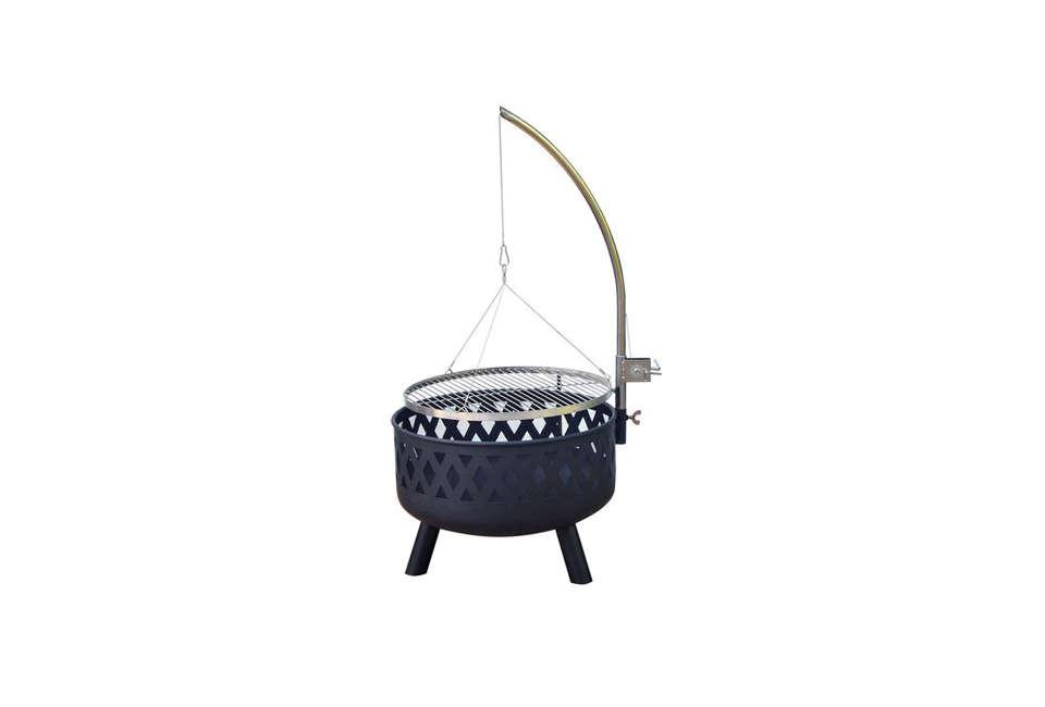 Terapeak Outdoor Fire Pit Brazier Stove