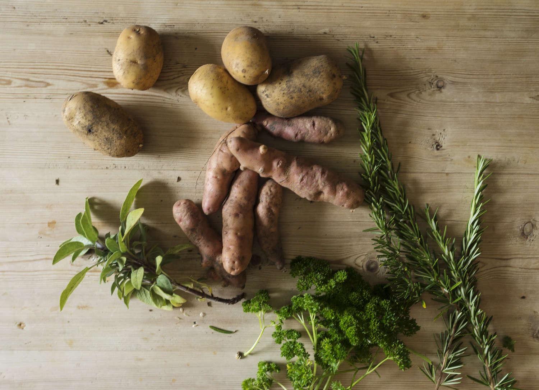 vegetables-potato-sage-parsley-rosemary-gardenista