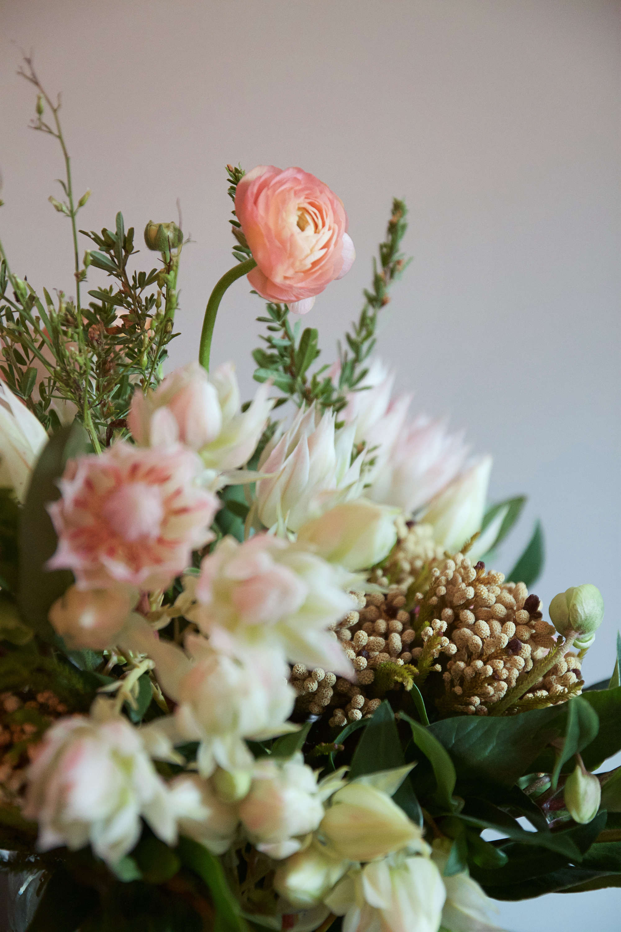 Entertaining How to Make Five Bouquets from One Trip to Flower Market 3