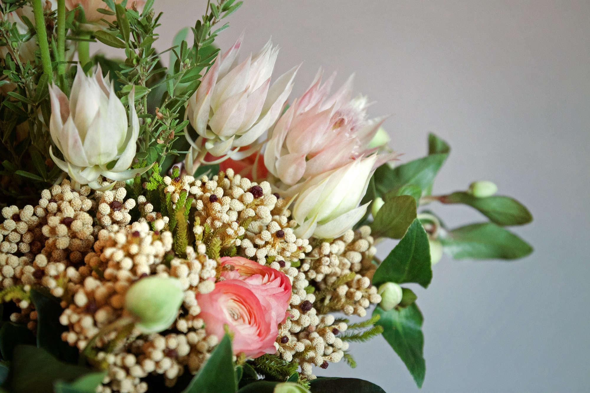 Five Bouquets One Trip Flower Market 4