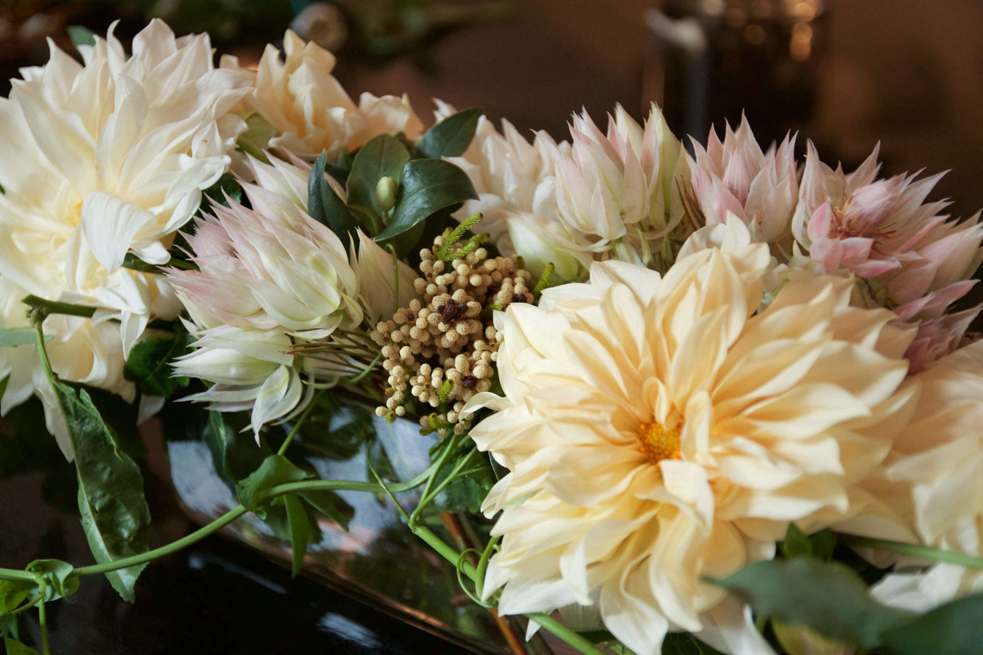 How To Make Five Bouquets From One Trip to Flower Market 7