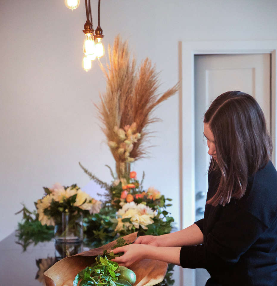 Making Bouquets Gardenista Book Launch 1