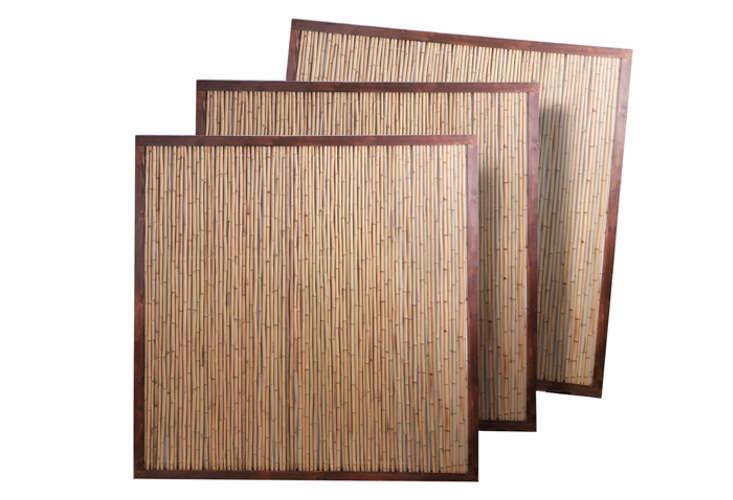 bamboo-fence-panel-with-frame-papillon-primrose