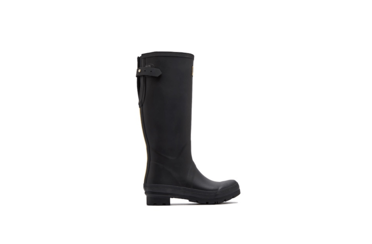 A pair of FieldWelly With Adjustable Back Gusset boots are \$79.95 atJoules.