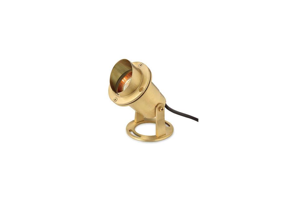 Hinkley Lighting Brass Submersible Pond Light