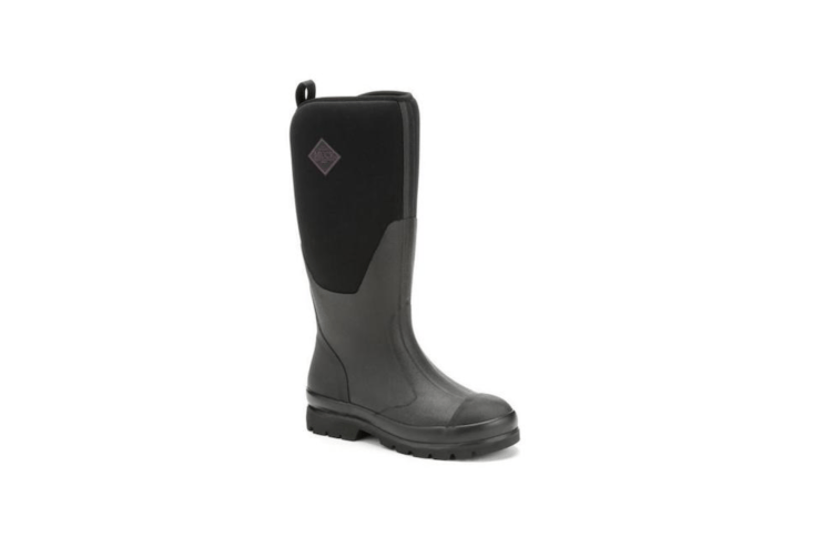 Meghan Markle&#8\2\17;s pick, a Tall Chore Boot from The Original Muck Boot Company is currently sold out in all sizes but we suspect it will be back in stock as soon as it&#8\2\17;s humanly possibly to manufacture more; \$\1\25 per pair.