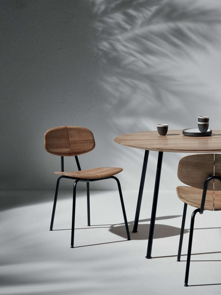 As wehead into the finalstretches of winter, we&#8\2\17;re dreaming of outdoor living and eyeing these Italian teak designs, a collaboration between Ethimo and designer Mattia Albiciniinspired by the leaves of the agave plant.