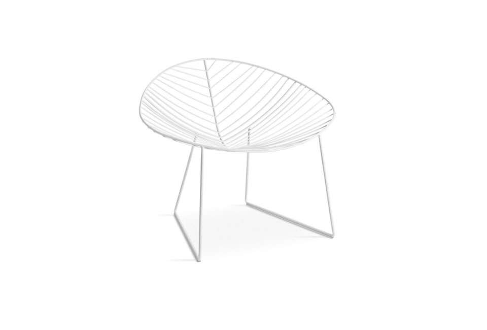 Altherr Molina Leaf Round Outdoor Chair