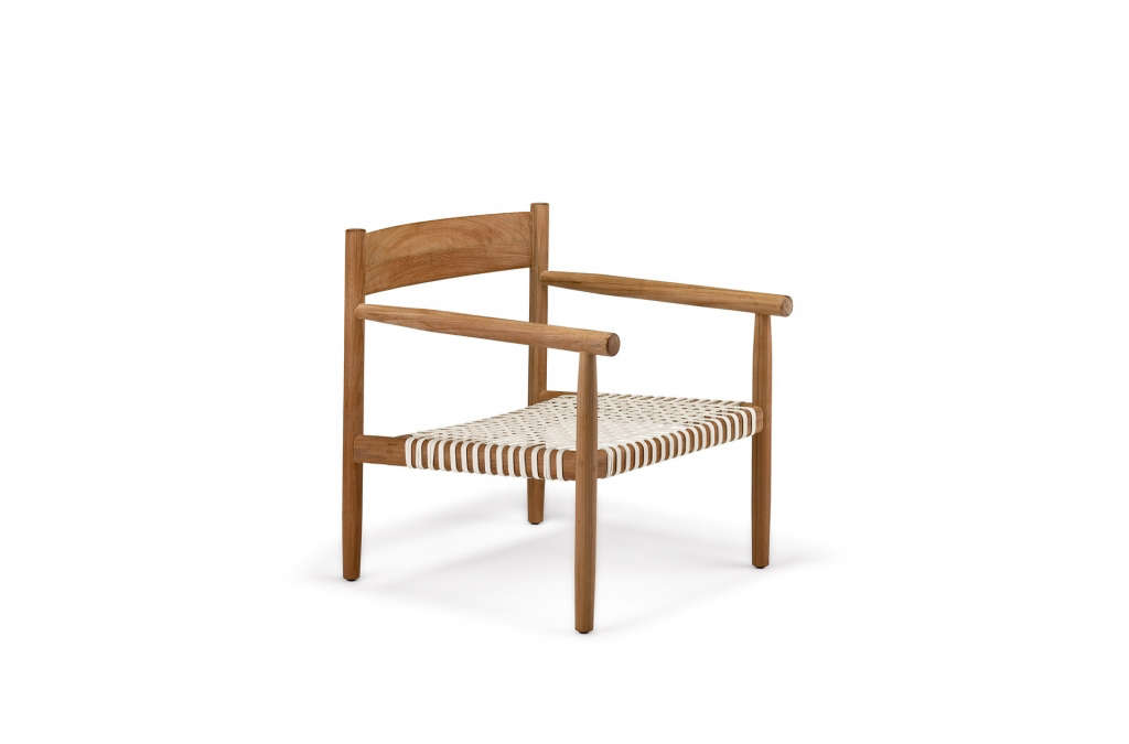 Barber and Osgerby Dedon Tibbo Lounge Chair