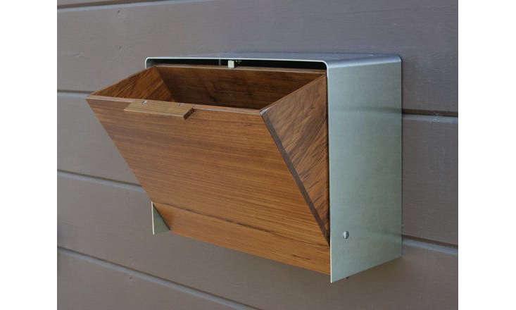 cedar-stainless-steel-wall-ounted-modern-mailbox-ceceworks