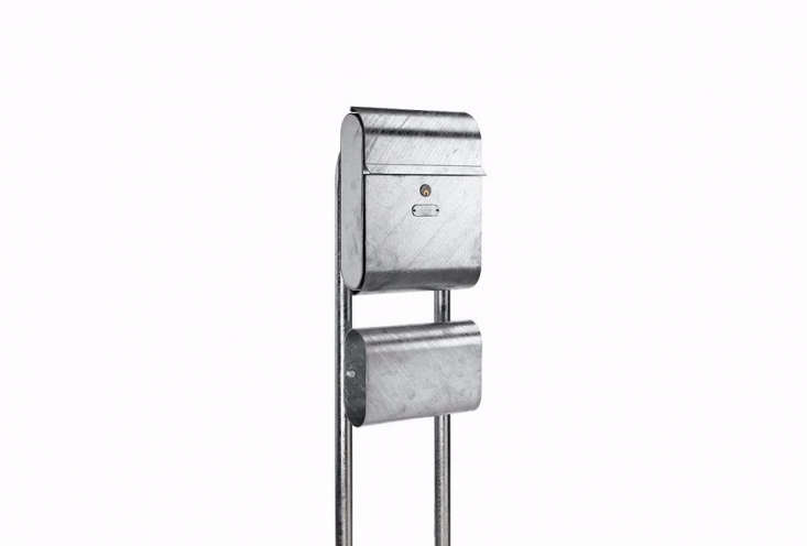 The Danish Steel Plate Mail box is £448 ($556 USD) at Manufactum in Germany.