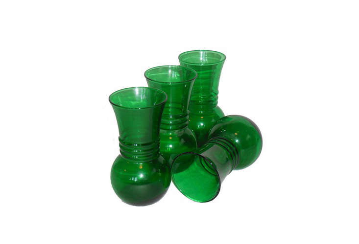 emerald-green-collection-glass-bulb-vases-etsy