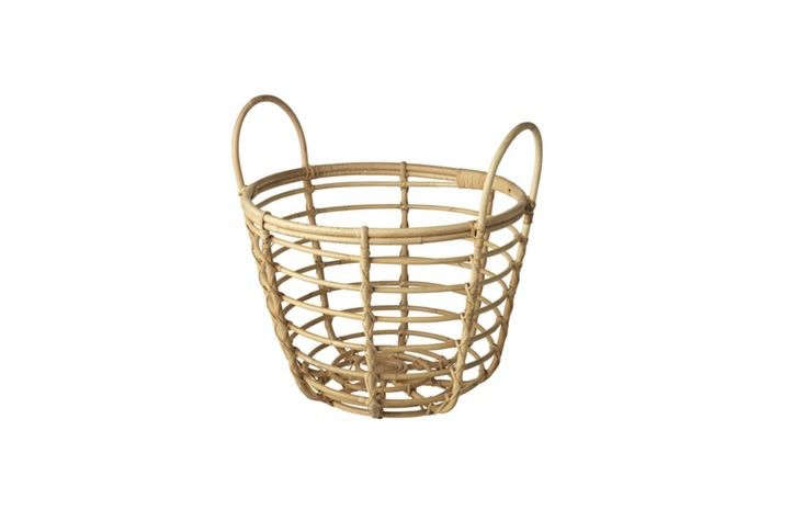 A woven Jassa Basket will be available on March \1 for 34.99.
