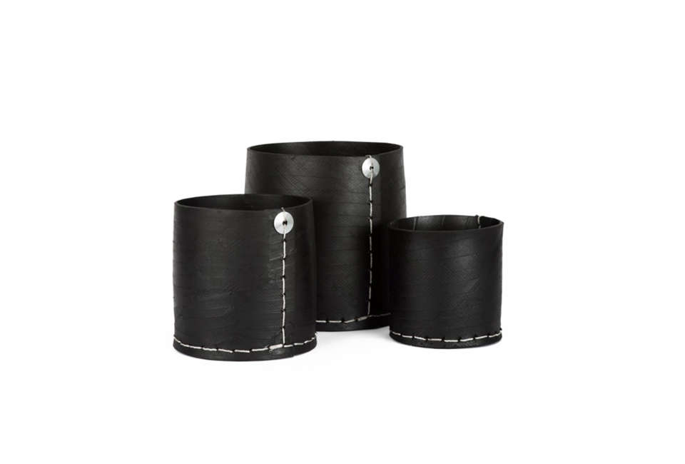 Muubs Small Dacarr Plant Pots