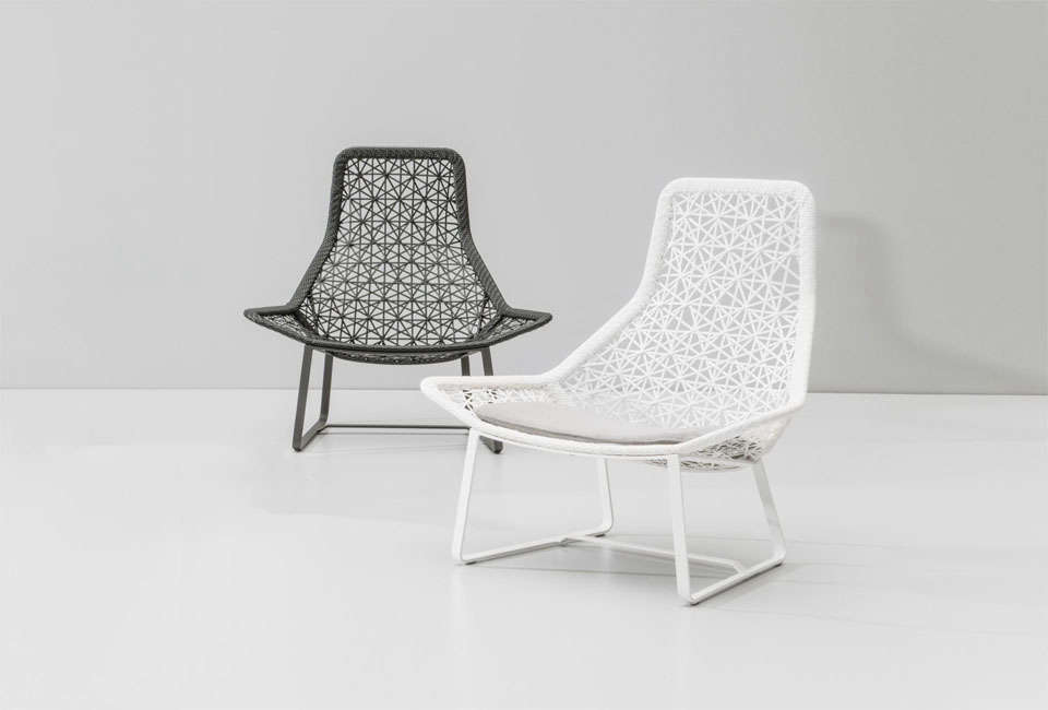 Patricia Urquiola Maia Chairs at Kettal