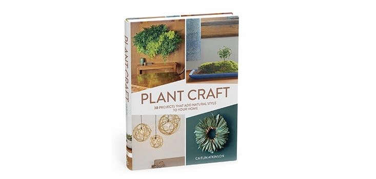 A hardcover copy of Plant Craft: 30 Projects That Add Natural Style to Your Home is \$\16.63 on Amazon.