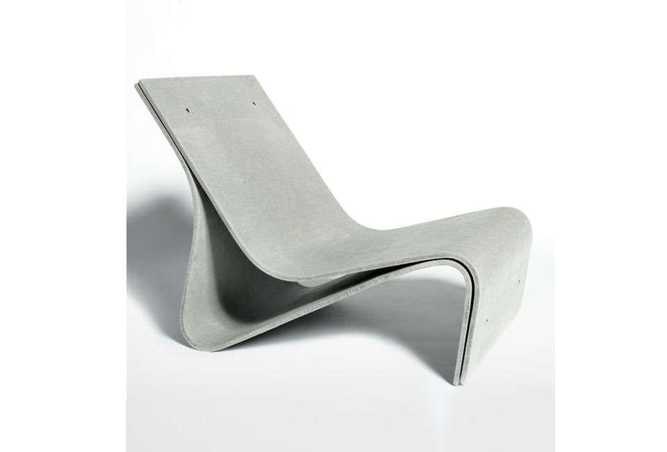 Sponeck Outdoor Concrete Chair