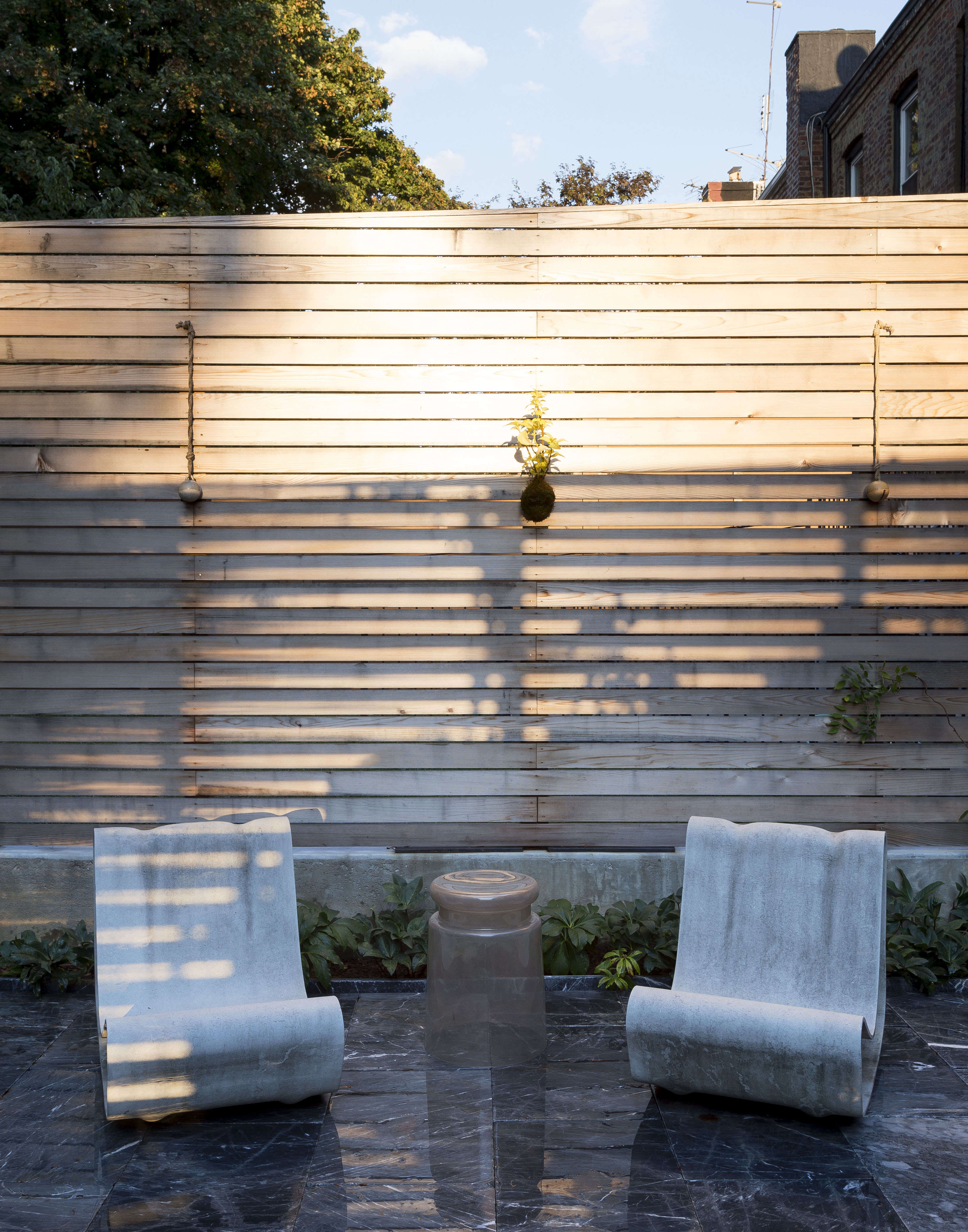 Willy Guhl Loop Chairs by Matthew Williams for Gardenista