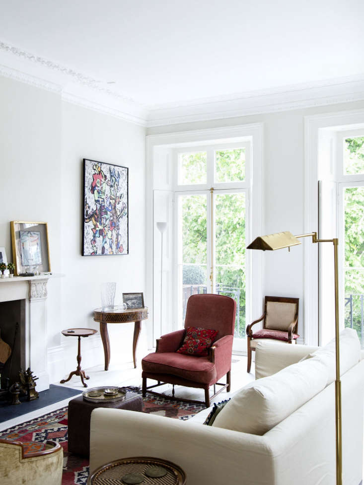 Notting Hill townhouse Sadie Snelson architect