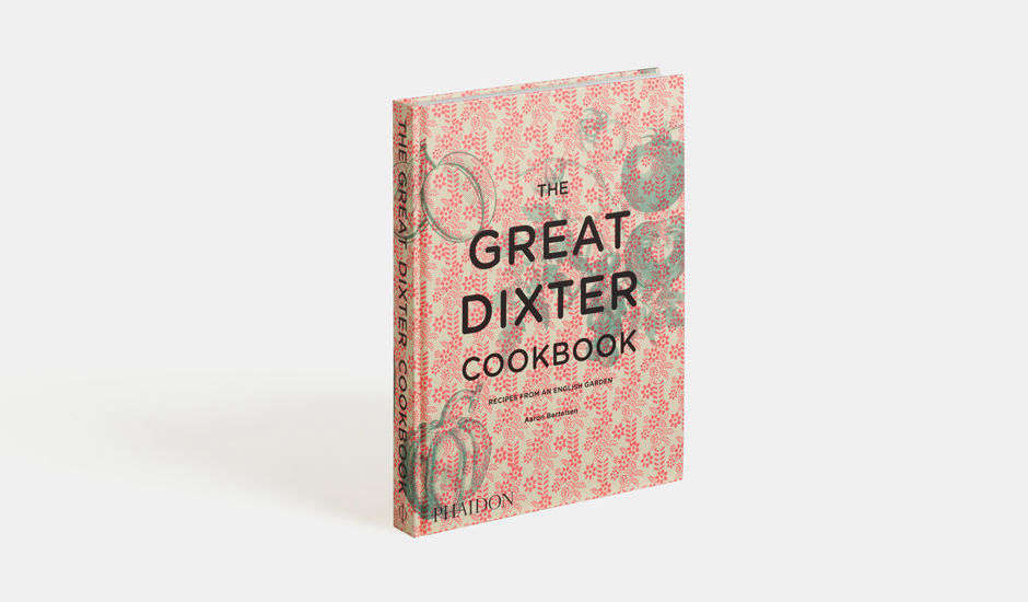 The Great Dixter Cookbook by Aaron Bertelsen, is published by Phaidon (£.95). For US readers, The Great Dixter Cookbook also is available for $.44 from Amazon.