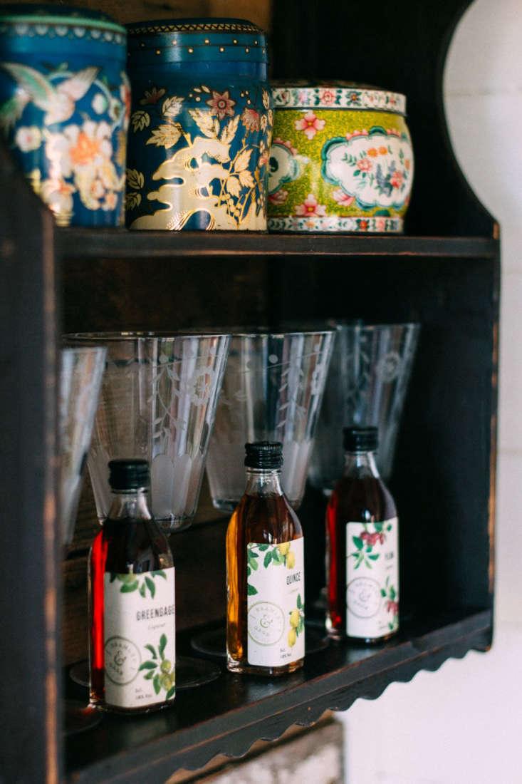 Jeska Hearne Tea Shed Shelves