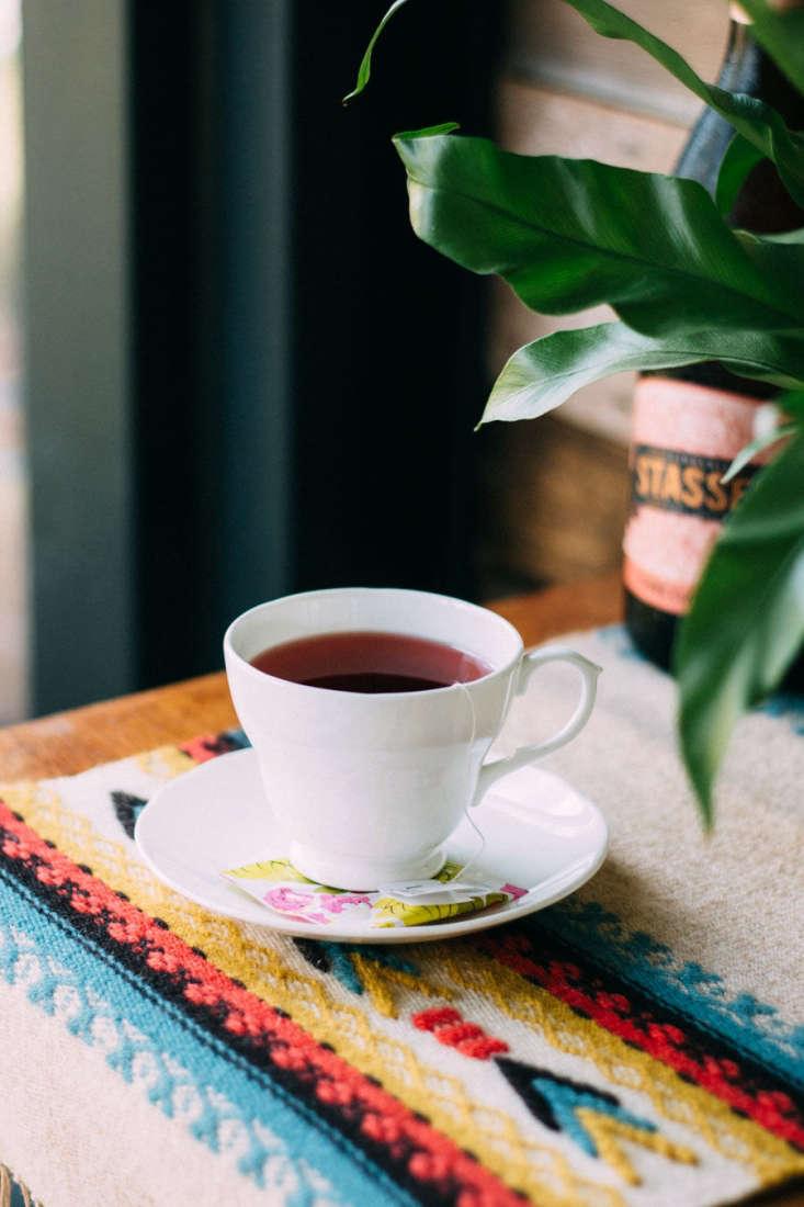 Afternoon tea.