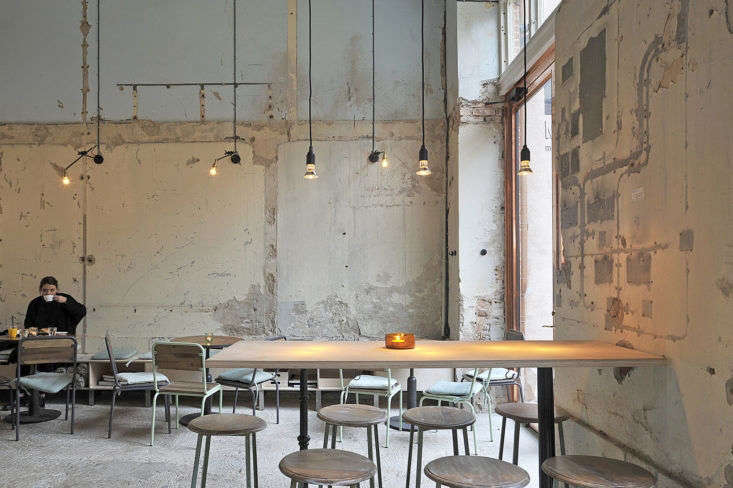 Restaurant as archaeological dig? Justine drops in to Kafe Magasinet in Sweden in this week&#8\2\17;s Restaurant Visit.