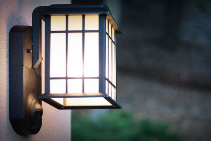 A Kuna Maximus Smart Security Light is available in black or bronze for \$\179.