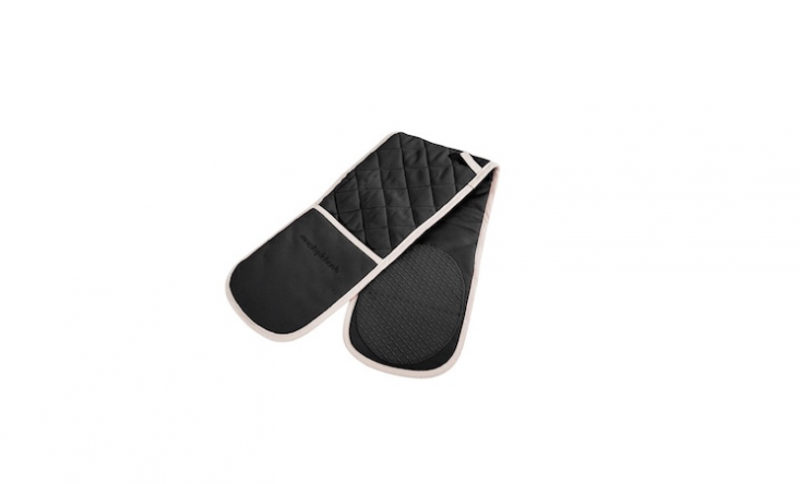 A black Double Oven Glove is $. at Amazon.