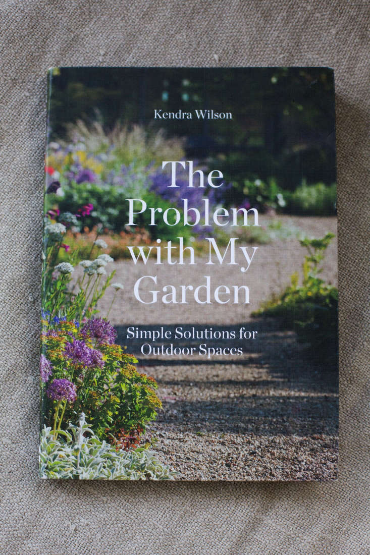 Available in paperback, The Problem with My Garden: Simple Solutions for Outdoor Spaces is $loading=