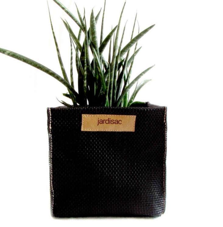 A black Square Plant Pot is \$\18.99.